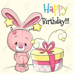 feliz cumpleaños estimada ahijada